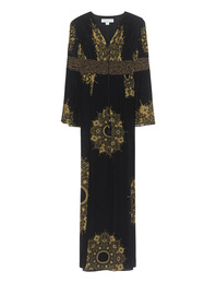 Rachel Zoe Collection Blair Black Gold