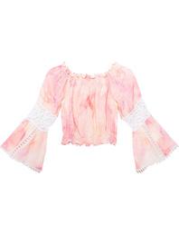 Temptation Positano Ravello Tie Dye Pink
