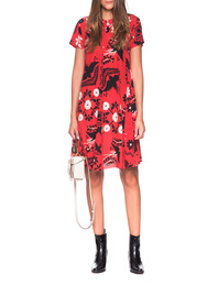 RED VALENTINO St.Piastrelle Red