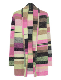 The Elder Statesman Stripe Cosy Multicolor