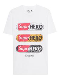 Recycle Idols Sup Hero White