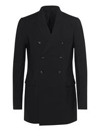 RICK OWENS Straight New Wool Black