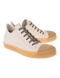 RICK OWENS Rubber Low Beige