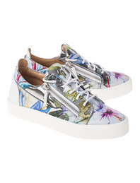 GIUSEPPE ZANOTTI May London Believer Multi Silver