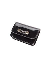 PROENZA SCHOULER PS11 Shiny Card Black