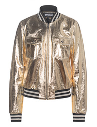 JUST CAVALLI Bomber Gold