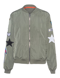 KENGSTAR Bomber Patches Military