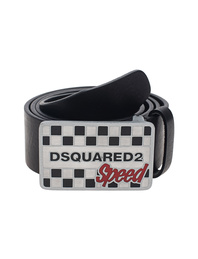 DSQUARED2 Checked Speed Black
