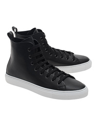 DSQUARED2 Basquettes Nero