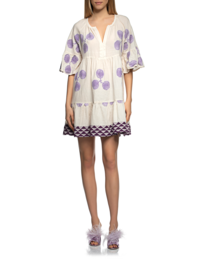 PEARL&CAVIAR Short Lilac