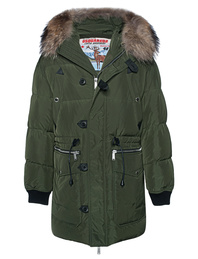 DSQUARED2 Outdoor Oliv