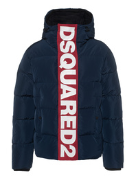 DSQUARED2 Logo Front Navy