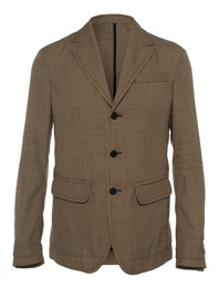 DSQUARED2 Checked Regular Beige