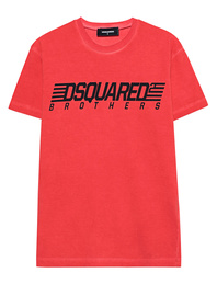 DSQUARED2 Vintage Brothers Red