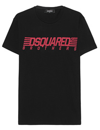 DSQUARED2 Vintage Brothers Black