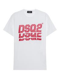 DSQUARED2 DSQ2 Print White