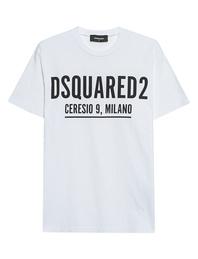 DSQUARED2 Ceresio Milano White