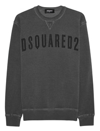 DSQUARED2 DSQ Logo Sweater Anthracite