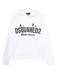 DSQUARED2 Winter Season Print White