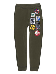 DSQUARED2 Multi Patch Olive