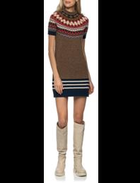 DSQUARED2 Knit Intarsia Brown
