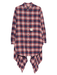 DSQUARED2 Long Check Red Multi