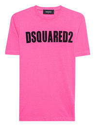 DSQUARED2 Logo Pink