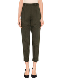 DSQUARED2 Cotton Twill Olive