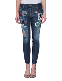 DSQUARED2 Cool Girl Jean Button