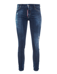 DSQUARED2 Jennifer Cropped Blue