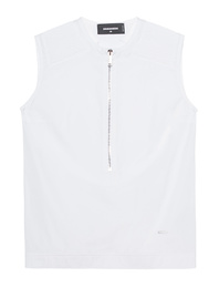 DSQUARED2 Zip Front White
