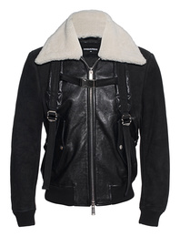 DSQUARED2 Lamb Black