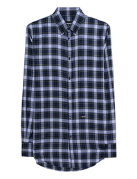 DSQUARED2 Checked Blue Green