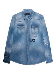 DSQUARED2 Classic Western Blue