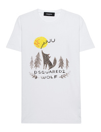 DSQUARED2 Wolf White
