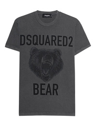 DSQUARED2 Bear Anthracite
