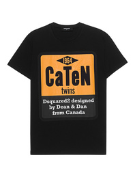 DSQUARED2 Caten Twins Sign Black