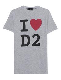 DSQUARED2 I Love D2 Grey