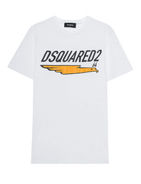 DSQUARED2 Logo White
