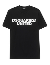 DSQUARED2 Logo United Black