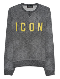 DSQUARED2 Icon Sweater Grey