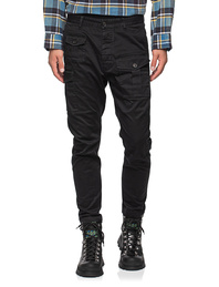 DSQUARED2 Sexy Cargo Fit Black