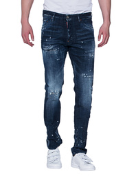 DSQUARED2 Long Clement Blue
