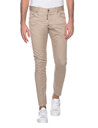 DSQUARED2 Sexy Twist Stretch Beige