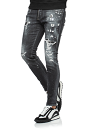 DSQUARED2 Skater Milano Black