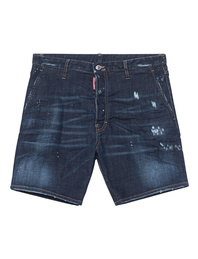 DSQUARED2 Marine Destroyed Blue