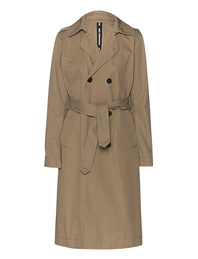 DSQUARED2 Trench Label Beige