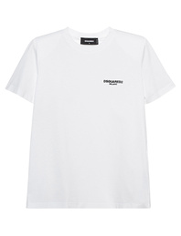DSQUARED2 Shoulder Logo White