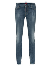 DSQUARED2 Twiggy Jean Blue