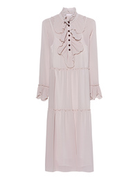 SEE BY CHLOÉ Flouncy Robe Morganite